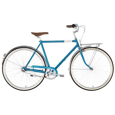 Vélo Hollandais CREME CAFERACER UNO DIAMANT Bleu 2019